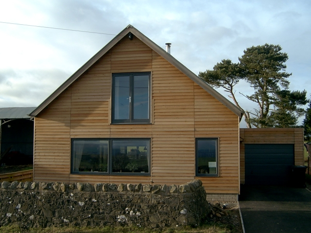 Timber Frame Northumberland